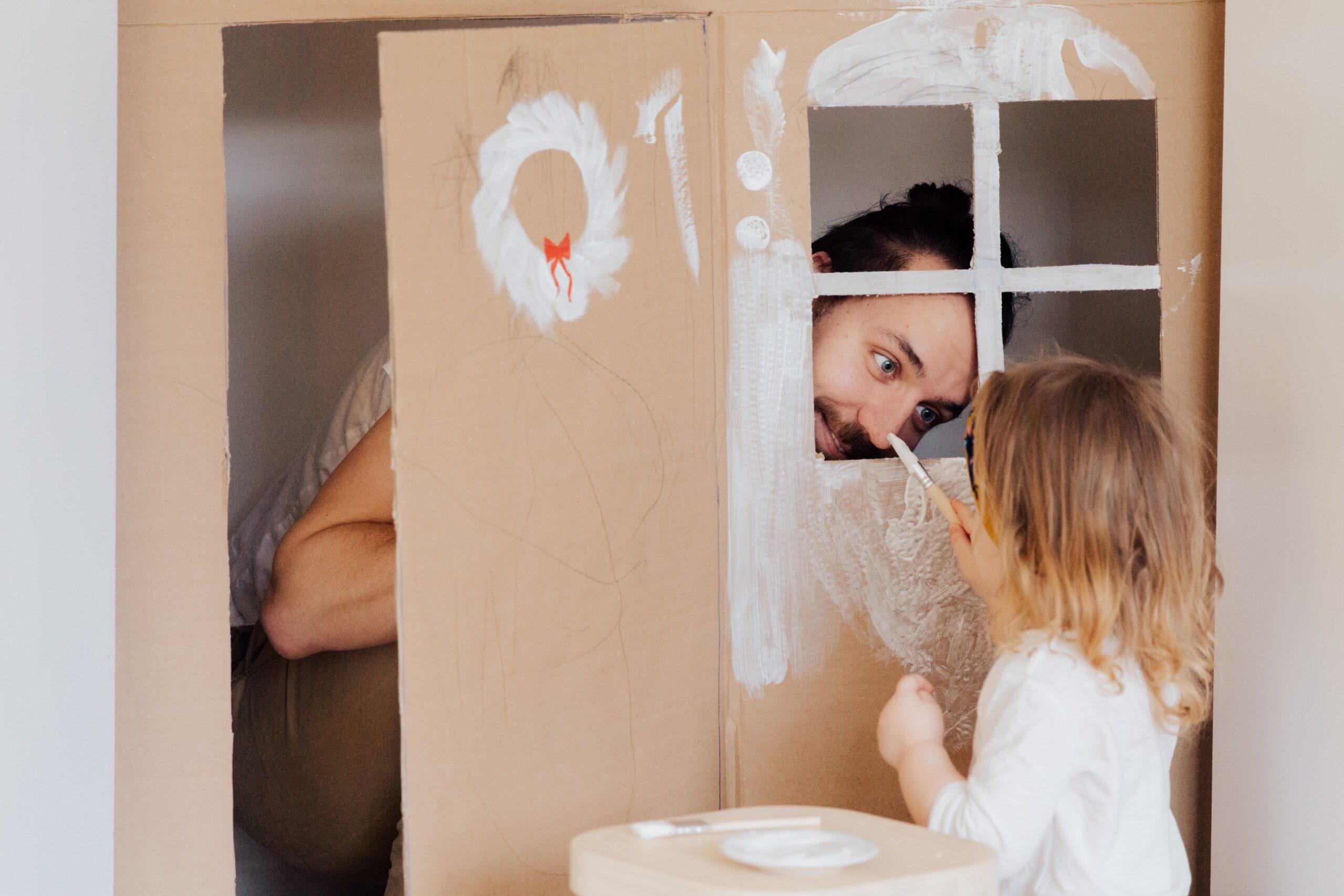 Carta a los padres: Papá, corre a tu Padre